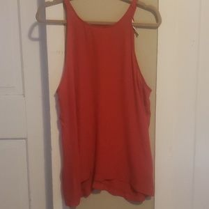 BB DAKOTA  Red Tank top